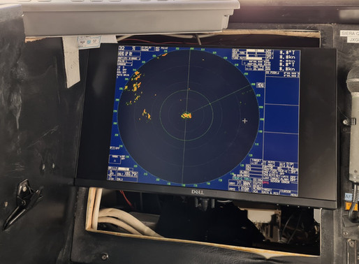 Furuno Monitor for Radar Installation