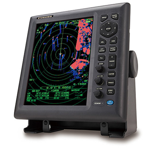 "FR 8125 Radar, Display 12.1""inches, Open Antenna 72NM, Power 12KW"