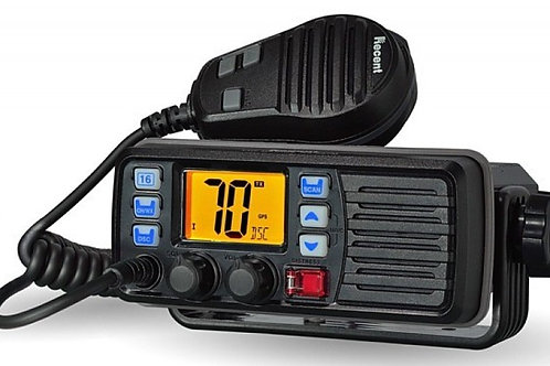 Recent RS-507M GPS VHF Marine Mobile Radio