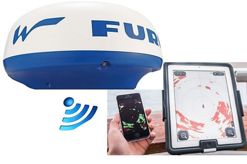 DRS 4W Wireless FURUNO Radar, Power 4Kw,Range 36NM