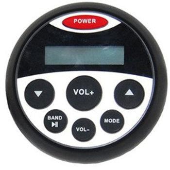 MP 804 BT Radio Receiver ΑΜ/FM/MP3 Output 4x40 Watt