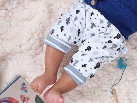 Couches lavables, comment habiller bébé?