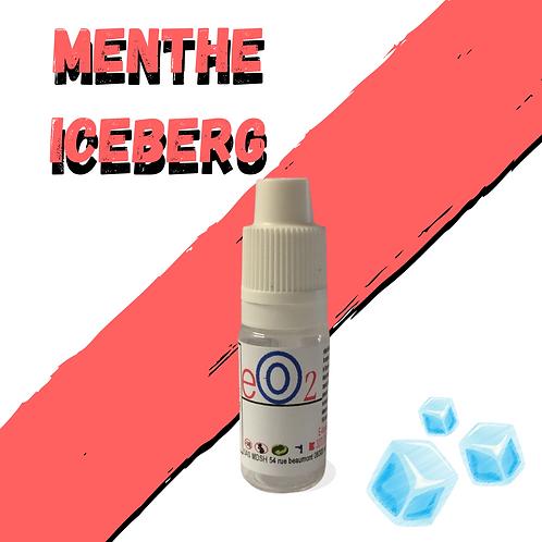 Menthe iceberg