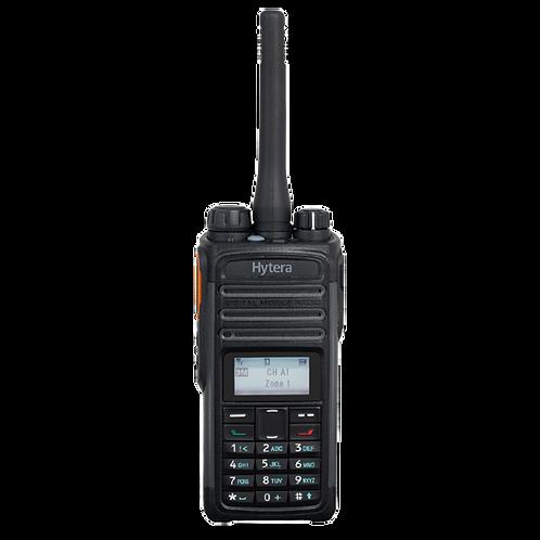 Hytera PD-485 VHF or UHF DMR radiο GPS BLUETOOTH