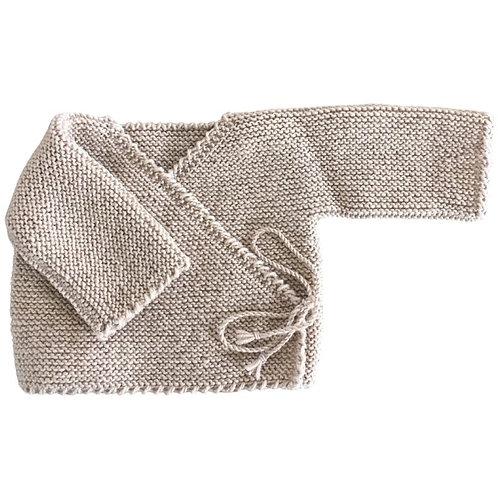 Brassière cache coeur laine 100% Mérinos