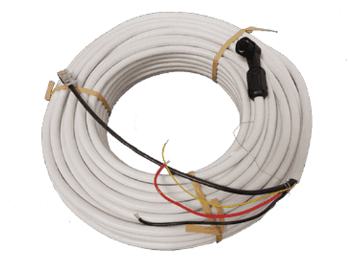 Power / Ethernet cable, 10 m (33 ft) for HALO dome radars /B&G Nemesis displays