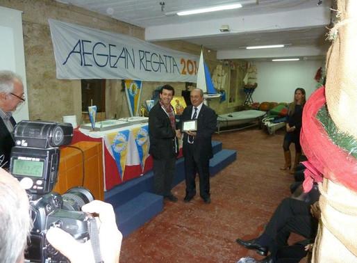 AEGEAN REGATTA Award