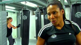 La boxe pour les femmes avec notre coach René Gradel