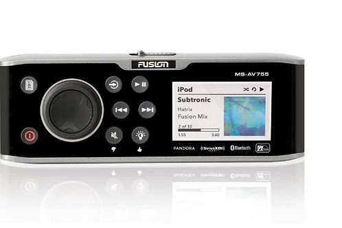 Marine Entertainment System with DVD/CD Player  MS-AV755