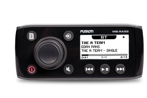 Compact Marine Stereo with Bluetooth Audio Streaming MS-RA55