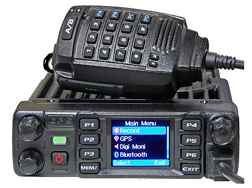 Anytone AT-D578UV PRO Bluetooth/GPS DMR radio