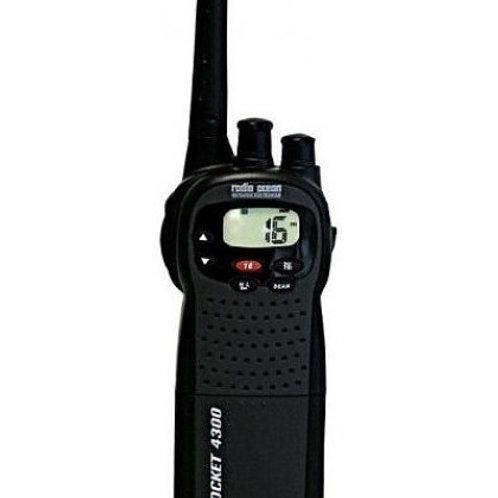 Pocket 4300 VHF