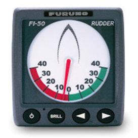 FI-506 INSTRUMENT RUDDER