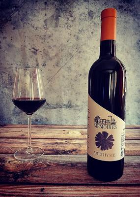 Bordeaux rouge AOC AMETHYSTE