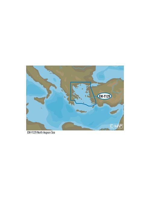 MAX-N+ L: NORTH AEGEAN SEA C-MAP
