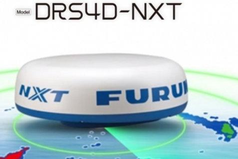DRS 4D NXT FURUNO Solid State Doppler Radar