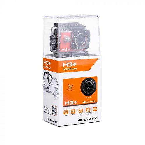 Midland H3+ Full HD Action Camera