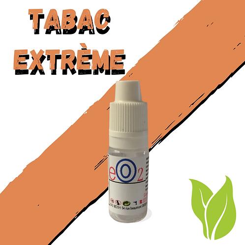 Arôme tabac extrème