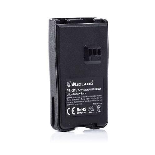 MIDLAND PB G15/G18 - Battery Pack