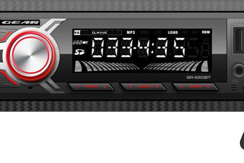 Radio MP3 Player USB/AUX/SD/Bluetooth Gear GR 650B