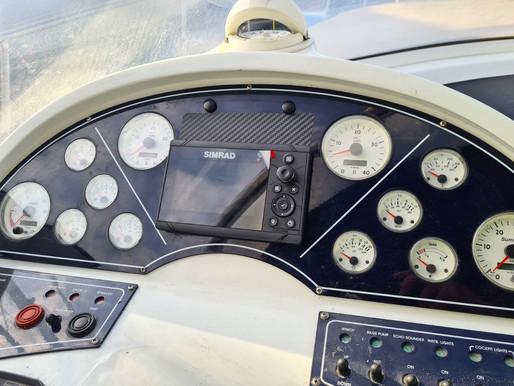 Simrad Cruise 5 Installation