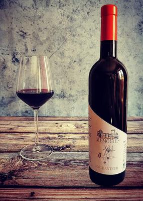 Bordeaux rouge AOC L'ENCHANTEUR