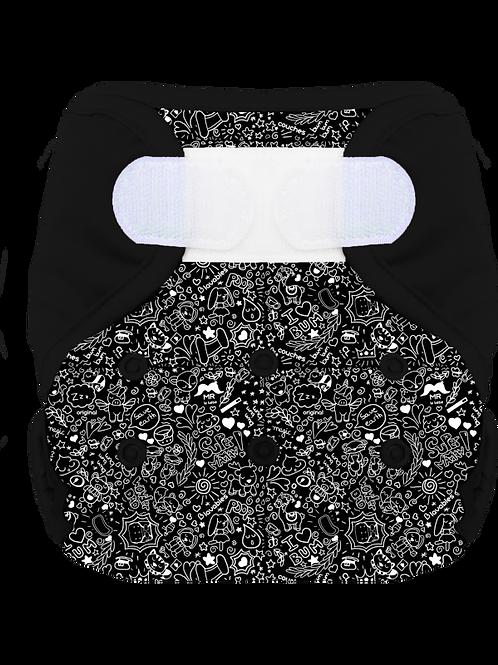 Culotte et insert Bum Diapers TE2 évolutive Edition limitée