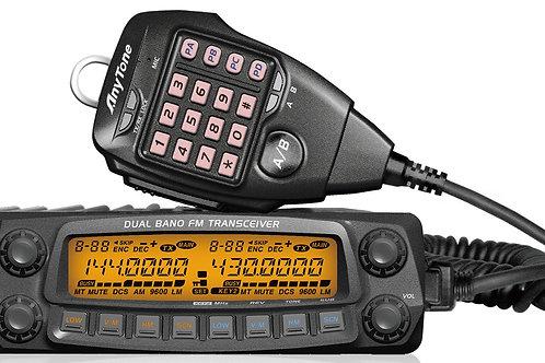 Anytone AT-5888UV  Dual Band 50W Mobile Radio