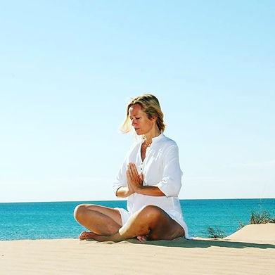 ONLINE yoga qigong mindful pust fokus