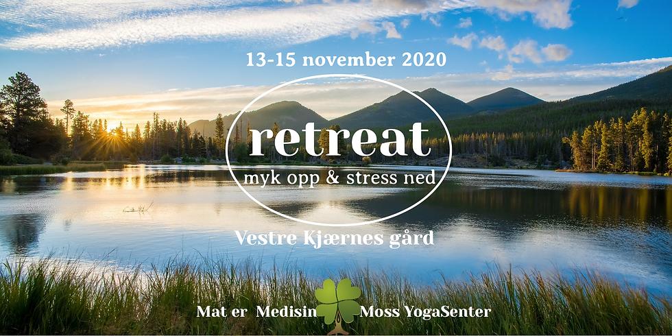 RETREAT mat & yoga