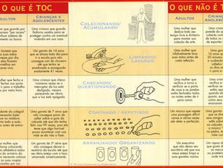 O tal do TOC (Transtorno Obsessivo-Compulsivo)