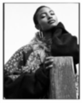 Intermix Fall 18 Campaign, Alicia Burke beauty