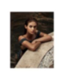 Megan Williams bikini campaign swim beauty