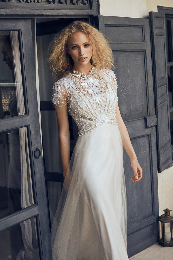 Bridal Wedding shoot in Morocco, Marakesh editorial for Jenny Packham hotels