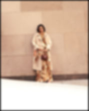 Intermix NYC fall 19 campaing Charlee Fraser voyeur