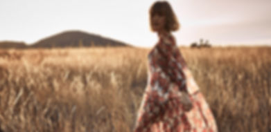 Lou Schoof Anthropologie Mexico Kimono Straw Field dresses smile sunset