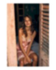 Dasha Malentina in Cuba for Elle Magazine sexy in bed inside apartement