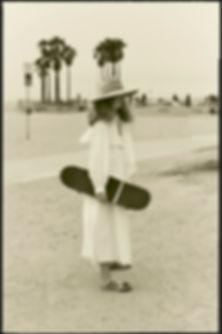 Tanya Kizko - Costume Magazine - California Sunrise - Will Vendramini - Venice Beach