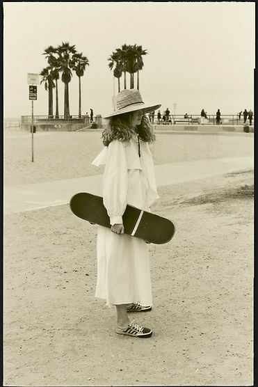Tanya Kizko - Costume Magazine - California Sunrise - Will Vendramini - Venice Beach
