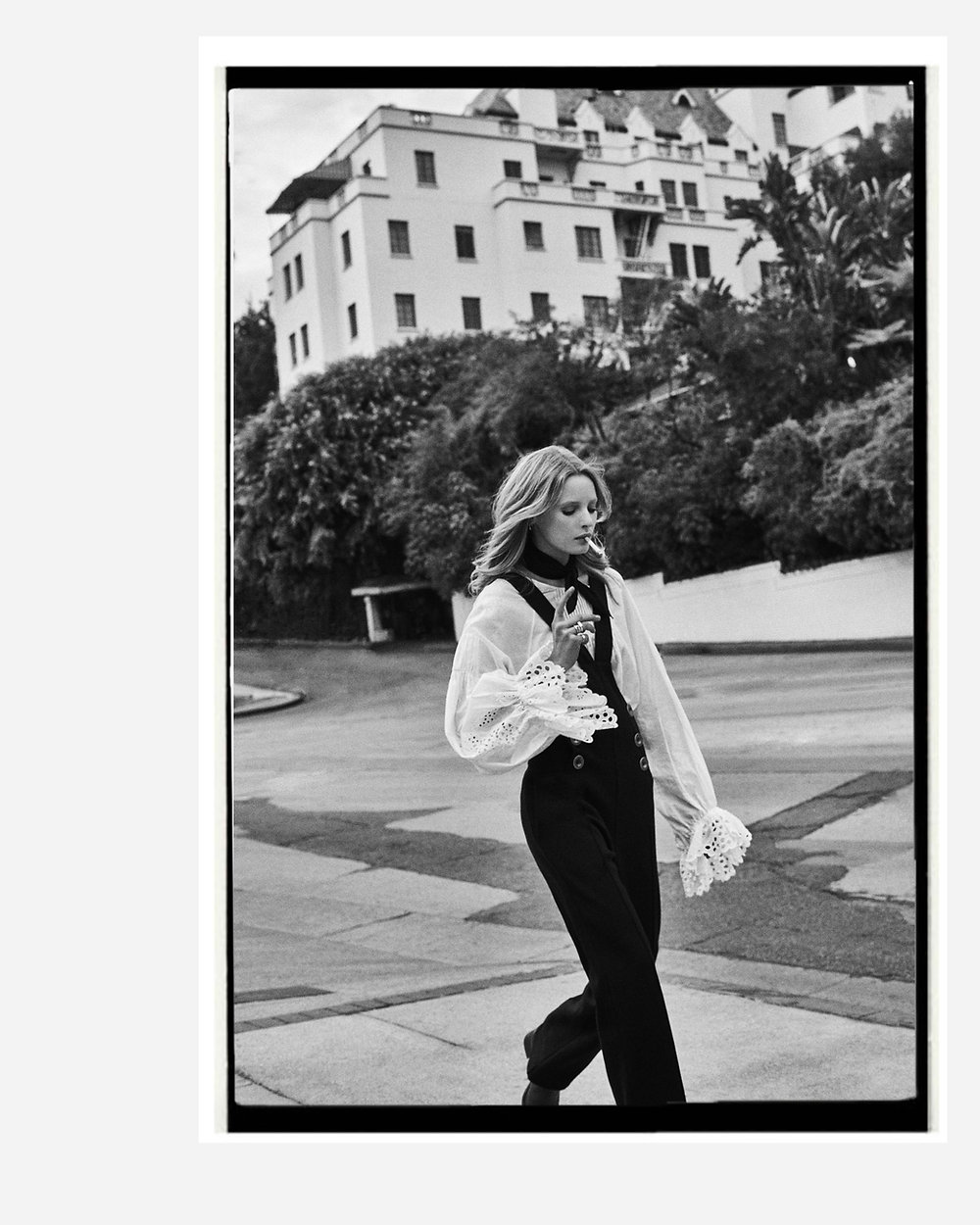 Paige Reifler, so it goes magazine. ( soitgoes, california, chateau marmont, LA, 70's, will vendramini, paige, lions agency)