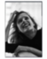 Maria Zakrzewska, Will Vendramini, Home, B&W, Black and white, digitals, polaroid, film, smile