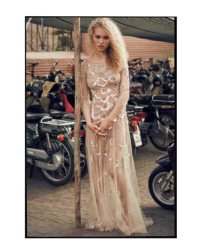 Bridal Wedding shoot in Morocco, Marakesh editorial for Jenny Packham
