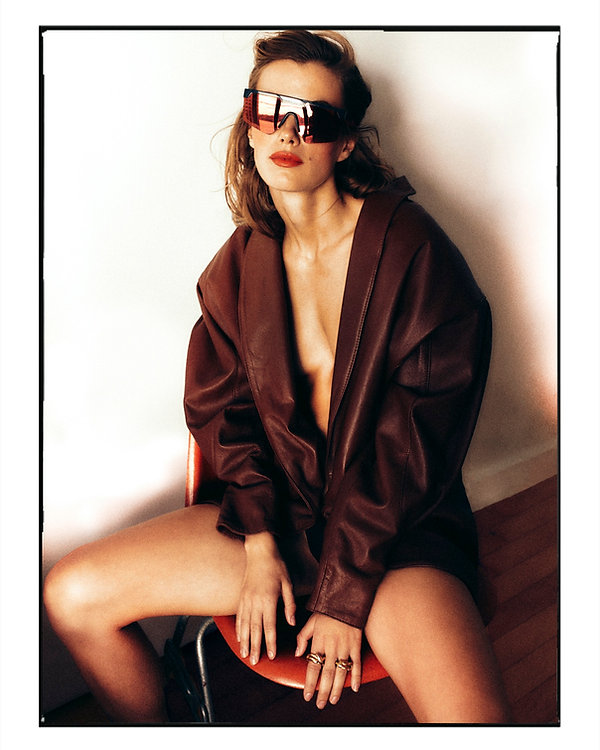 Mathilde Brandi by Will Vendramini - 90s