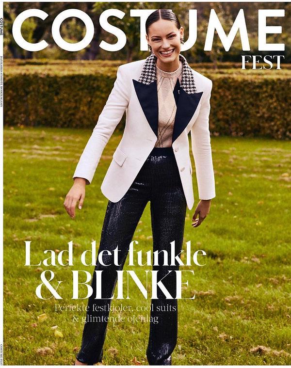 Costume Magazine - December 18 - Will Vendramini - Caroline Knudsen