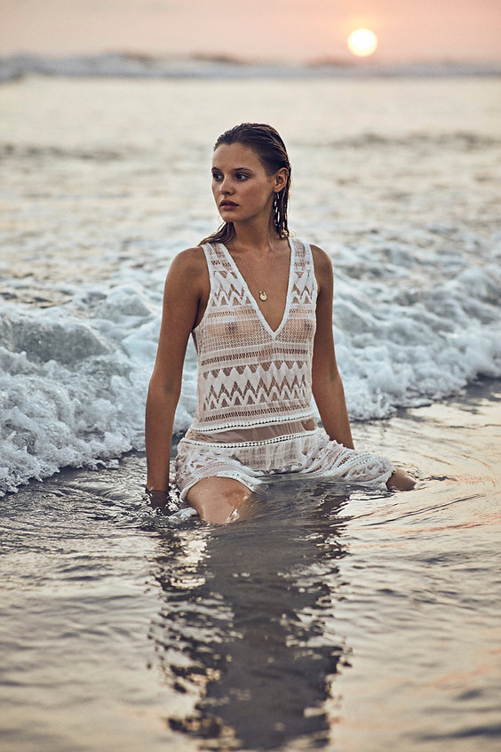 Paige Reifler, Kisuii, Swim, resort, summer, beach, fashion editorial, will vendramini