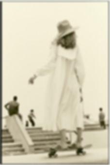 Tanya Kizko - Costume Magazine - California Sunrise - Will Vendramini - Venice Beach 4