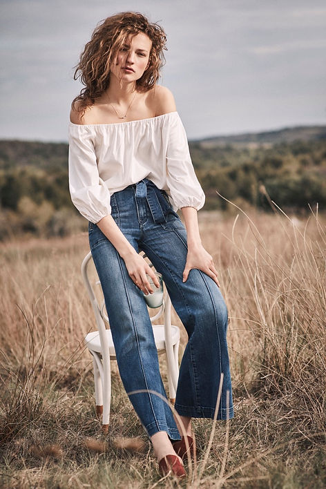 Sophia Ahrens for Anthropologie Catalog by Will Vendramini 2016