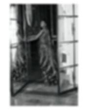 bergdorf goodman evening campaing, model mayowa nicholas wearing Naeem Kahn