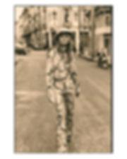 Viva La Revolucion - Will Vendramini - Elle magazine with brooke perry shot in Havana Cuba
