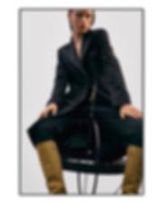 Costume Magazine - December 18 - Will Vendramini - Caroline Knudsen - fashion in the rain